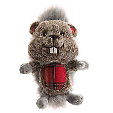 Top Paw® Plush Squirrel Dog Toy
