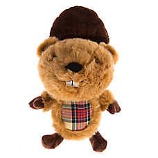 Top Paw® Plush Beaver Dog Toy