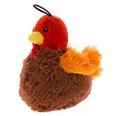 Top Paw® Turkey Bird Dog Toy