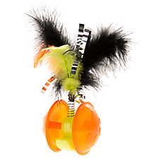 Thrills & Chills™ Pet Halloween Spinner Cat Toy