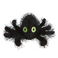 Thrills & Chills™ Pet Halloween Electronic Spider Cat Toy