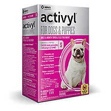 Activyl Dog 15-22 Lb Flea & Tick Dog Treatment