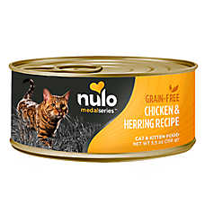 Nulo MedalSeries Cat & Kitten Food - Grain Free, Chicken & Herring