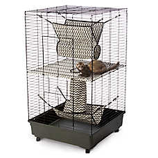 All Living Things® Cloth Ferret Habitat Play Home