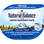Natural Balance Limited Ingredients Diet Adult Cat Food - Grain Free, Tuna & Pumpkin