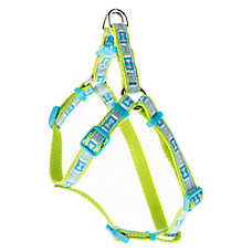 Top Paw® Reflective Bone Polo Dog Harness