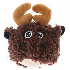 Top Paw® Sherpa Moose Dog Toy