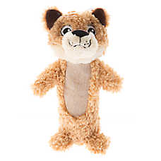 Top Paw® Sherpa Mountain Lion Dog Toy