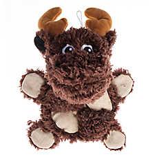 Top Paw® Squeaker Mat Moose Dog Toy
