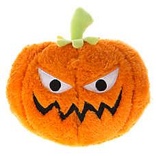 Thrills & Chills™ Pet Halloween Scarry Pumpkin Dog Toy