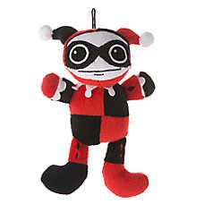 DC Comics™ Pet Halloween Harley Quinn Dog Toy
