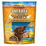 Zuke's® Mini Naturals™ Ghosts Dog Treat - Natural, Chicken & Apple