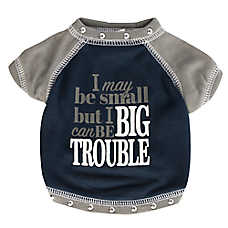 "Top Paw® ""Big Trouble"" Dog Tee"