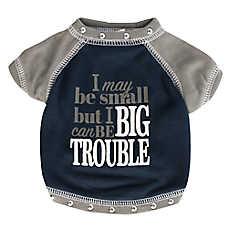 "Top Paw® ""Big Trouble"" Dog Tee"
