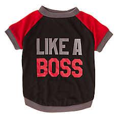 "Grreat Choice® "" Like A Boss"" Tee"