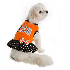 Thrills & Chills™ Pet Halloween Boo Dress