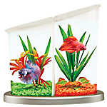 Top Fin® Betta Duplex Betta Tank