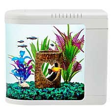 Top Fin® Fish-Eye View Aquarium