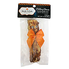 Thrills & Chills™ Pet Halloween Chilling Chews Mummy Roll Dog Treat - Chicken