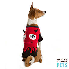 Martha Stewart Pets® Pet Halloween Red Devil Pet T-Shirt
