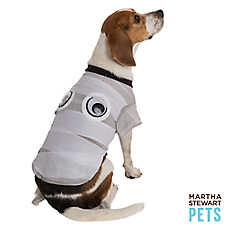 Martha Stewart Pets® Pet Halloween White Mummy Pet T-Shirt