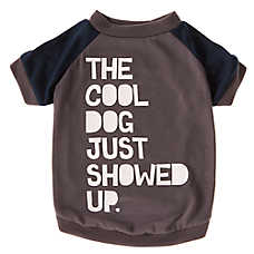 """Grreat Choice® """"The Cool Dog Just Showed Up"""" Tee"""