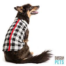 Martha Stewart Pets® Buffalo Checker Coat