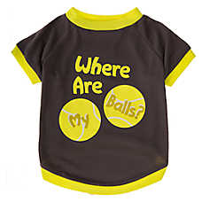 "Grreat Choice® ""Where Are My Balls"" Tee"