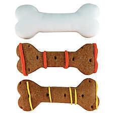 Thrills & Chills™ Pet Halloween Small Dipped Bones Dog Treat