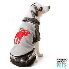 Martha Stewart Pets® Moose Applique Crew