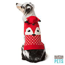 Martha Stewart Pets® Fox Sweater