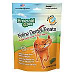 Smart n' Tasty Dental Cat Treat - Natural, Grain Free, Chicken