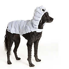 Thrills & Chills™ Pet Halloween Mummy Pet Costume