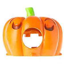 Top Fin® Pet Halloween Jack O Lantern Halloween Aquarium Ornament