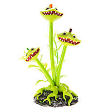Top Fin® Venus Fly Trap Aquarium Ornament