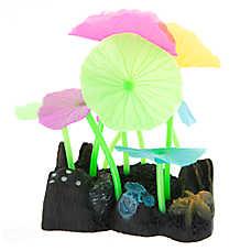 Top Fin® Multicolor Lotus Aquarium Ornament