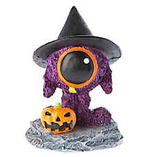 Top Fin® Pet Halloween Purple Creature Aquarium Ornament