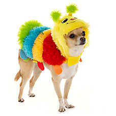 Thrills & Chills™ Pet Halloween Caterpillar Pet Costume
