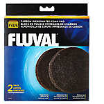 Fluval® FX5/FX6 Carbon Foam 2 Pack