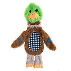 Top Paw® Flattie Duck Dog Toy