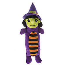 Thrills & Chills™ Pet Halloween Witch Long Body Dog Toy