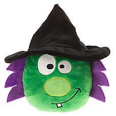 KONG® Pet Halloween Witch Plush Dog Toy