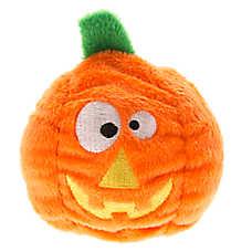 KONG® Pet Halloween Pumpkin Plush Dog Toy