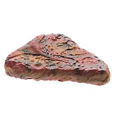 Top Paw® T Bone Steak Squeaker Dog Toy