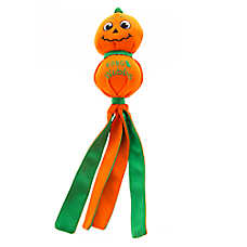 KONG® Pet Halloween Wubba Pumpkin Dog Toy