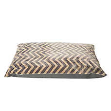 Grreat Choice® Chevron Pillow Dog Bed