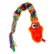 KONG® Pet Halloween Snake Winder Tails Dog Toy