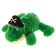 KONG® Pet Halloween Cozies Frog Dog Toy