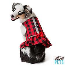 Martha Stewart Pets® Buffalo Checker Dress Dog Harness