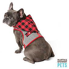 Martha Stewart Pets® Buffalo Checker Vest Dog Harness